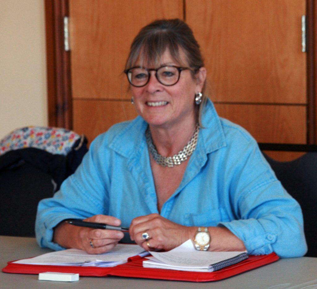 Cllr Marion Holmes - Vice Chair of Parish Council