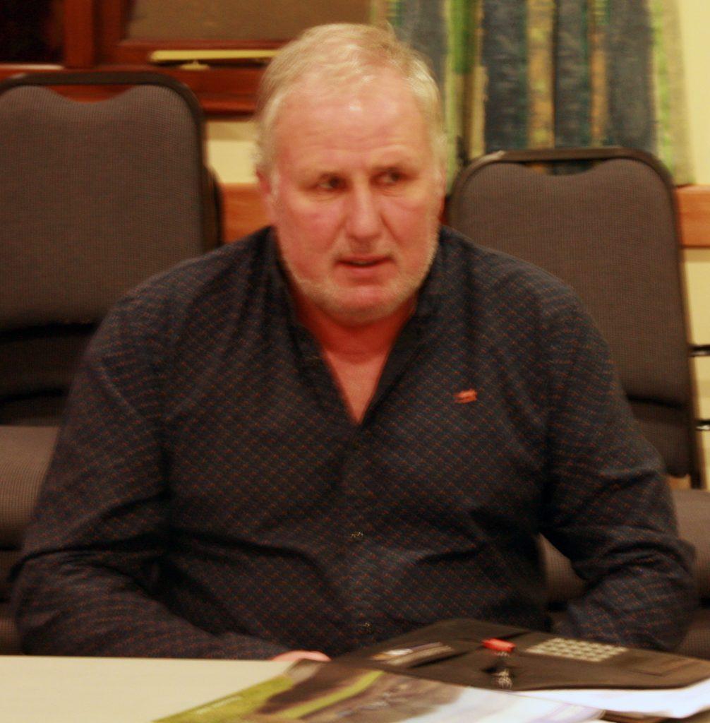Councillor Phil Elliot