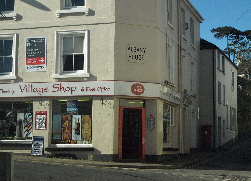 Strete Post Office