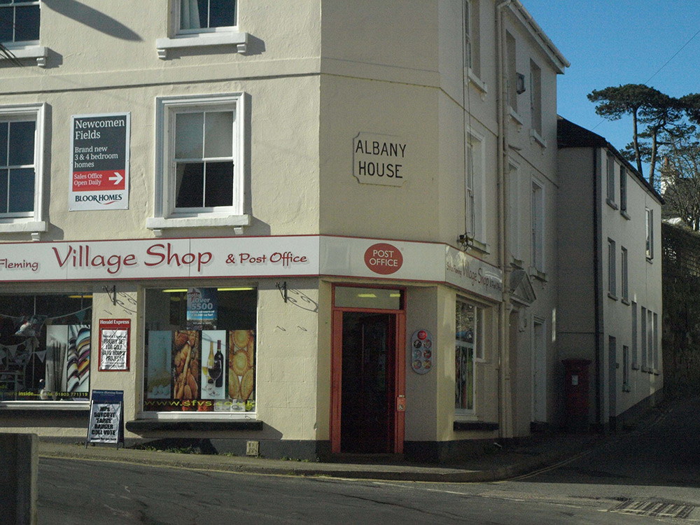Stoke Fleming Village Shop and Post Office