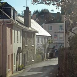 Strete Village